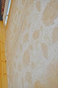 自然素材 イギリス製刺繍ドレープ ScanD HOME ティンバーファクトリー