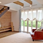 麻素材のカーテン ナチュラルリゾートスタイル 菱和ホーム