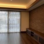 有機的建築に北欧デザインのモダンレース オーガニックハウス